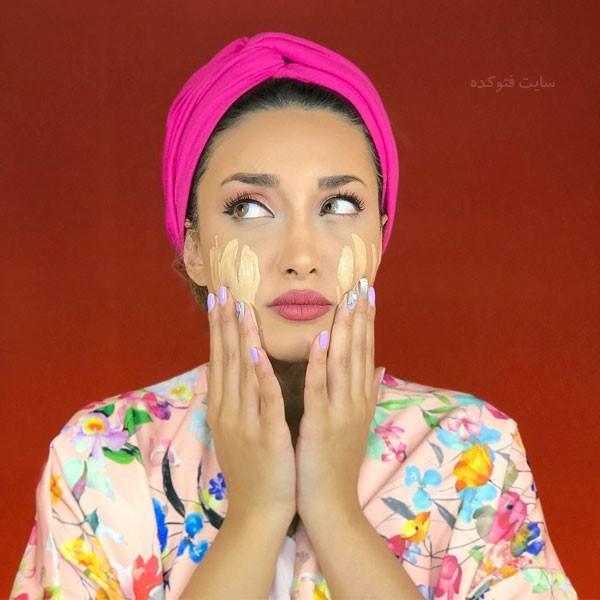 Melina Taj بیتونی در آوای باران کیست