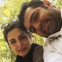 مریم شیرازی بازیگر سریال مسافران + همسرش و بیوگرافی