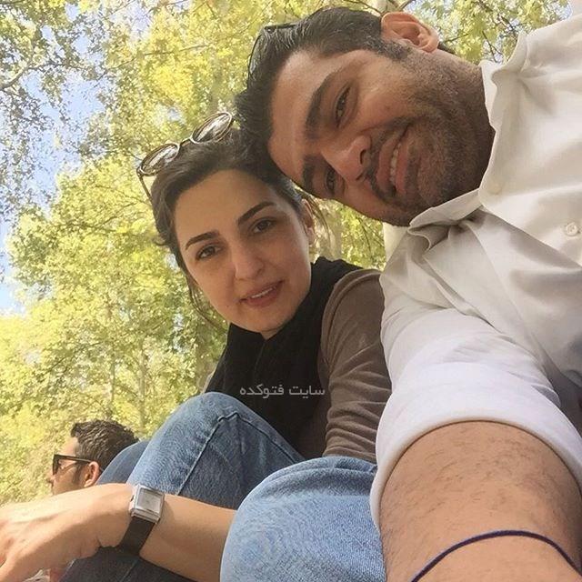 همسر مریم شیرازی