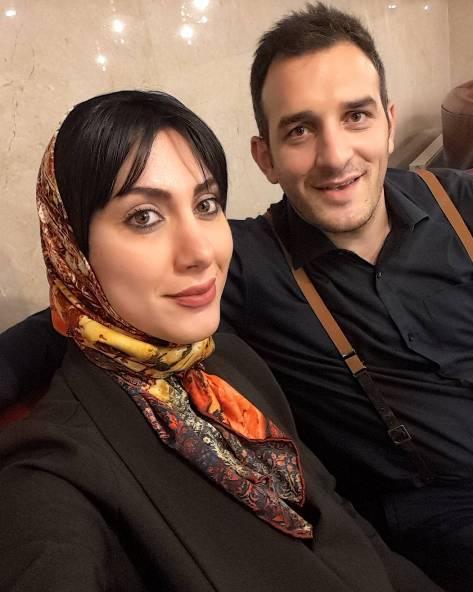 عکس میثم درویشان پور و همسرش + بیوگرافی کامل