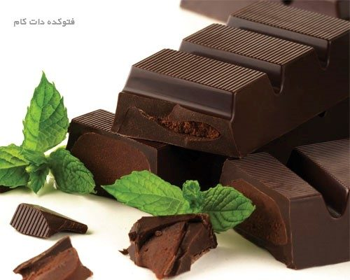 شکلات از مواد شادی آور طبیعی + خواص
