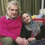 بیوگرافی مهدی هاشمی و همسرش گلاب آدینه + نورا هاشمی