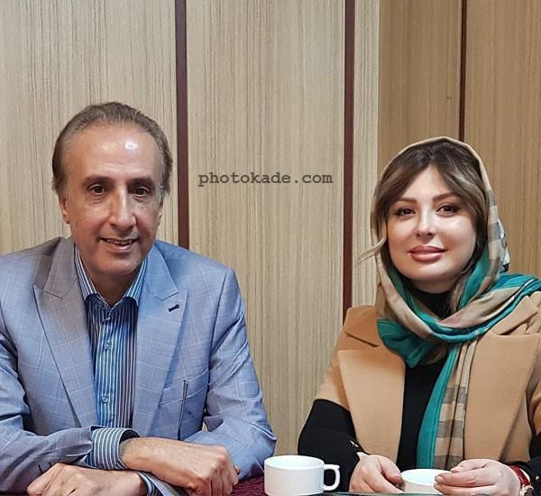 تصاویر Mohammad Reza Hayati و نیوشا ضیغمی