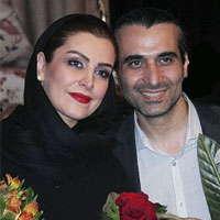 ماه چهره خلیلی و همسرش ابراهیم اشرفی + بیوگرافی کامل