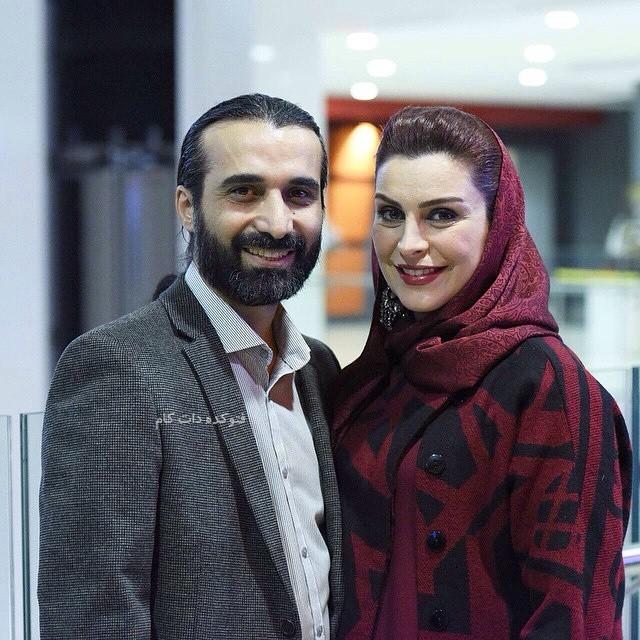 همسر ماه چهره خلیلی آقای ابراهیم اشرفی کیست