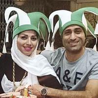 مهدی رجب زاده و همسرش عکس خانوادگی + بیوگرافی کامل