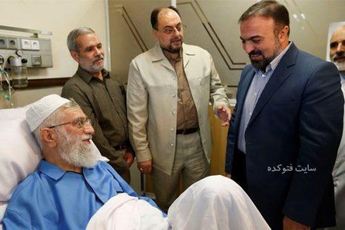 عکس مرتضی حیدری در دیدار با رهبری + زندگینامه شخصی