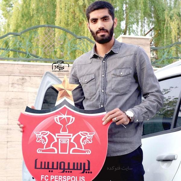 محمد انصاری بایکن فوتبال کیست