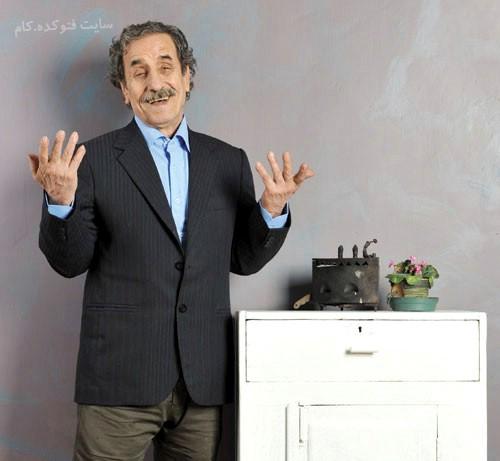 عکس و بیوگرافی محمود بصیری