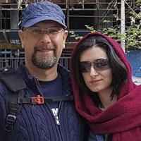 بیوگرافی محمد بحرانی و همسرش مهناز + زندگی شخصی