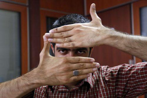 عکس محمود کریمی گزارشگر خندوانه + بیوگرافی