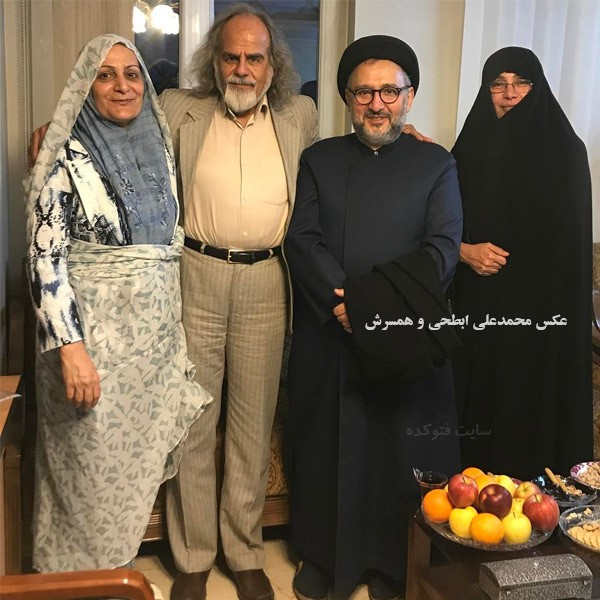 همسر محمدعلی ابطحی