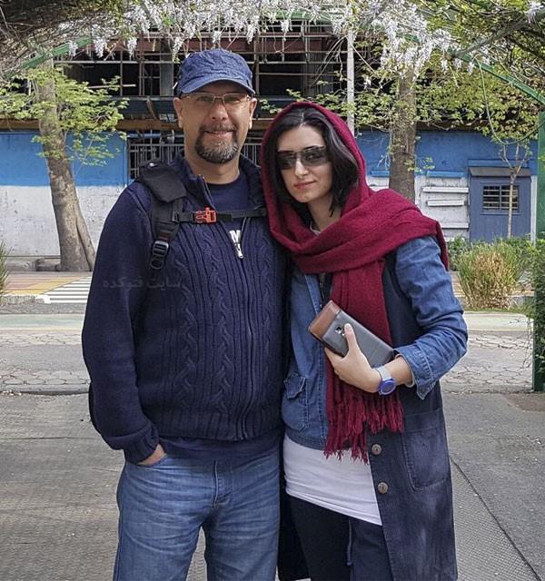 همسر محمد بحرانی مهناز خطیبی کیست