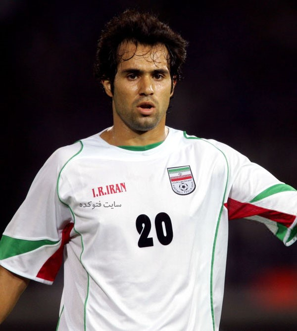 بیوگرافی محمد نصرتی بازیکن فوتبال + زندگی شخصی