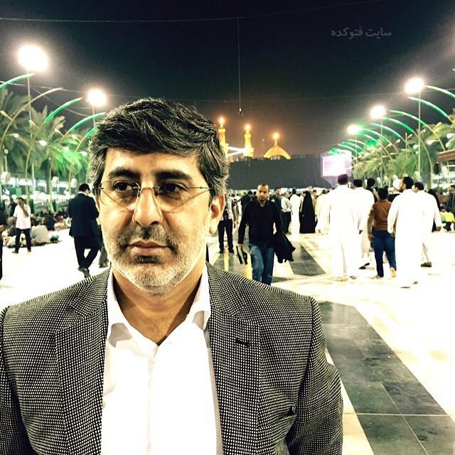 بیوگرافی محمدرضا طاهری مداح مشهور