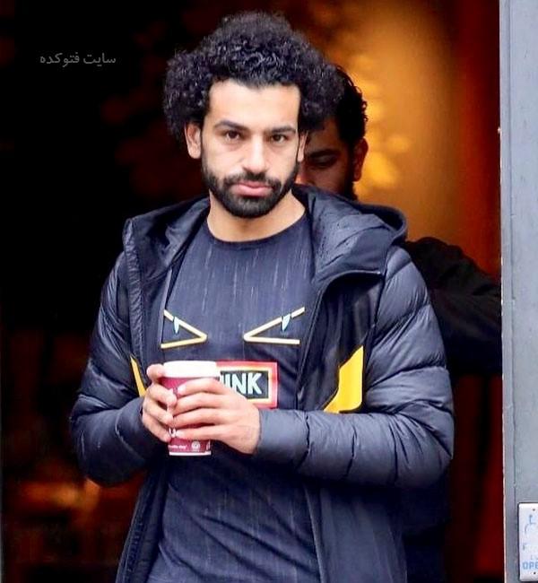 عکس های محمد صلاح فوتبالیست + زندگی شخصی