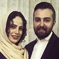 ازدواج فرشته آلوسی با محمودرضا قدیریان + عکس و زندگی