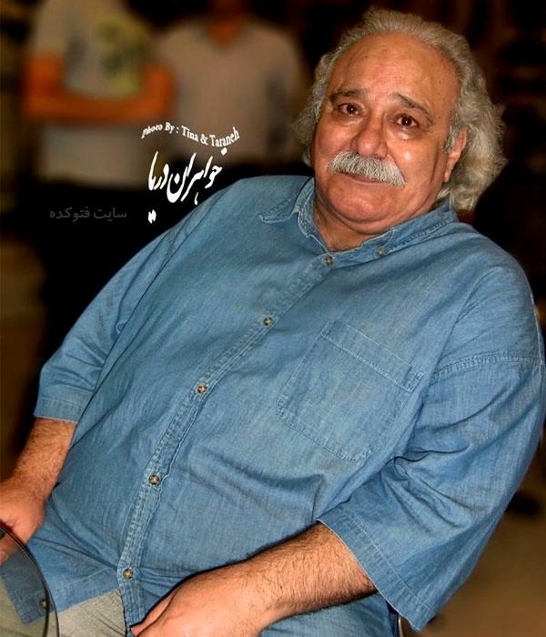 بیوگرافی محمد کاسبی بازیگر خوش رکاب + زندگی شخصی