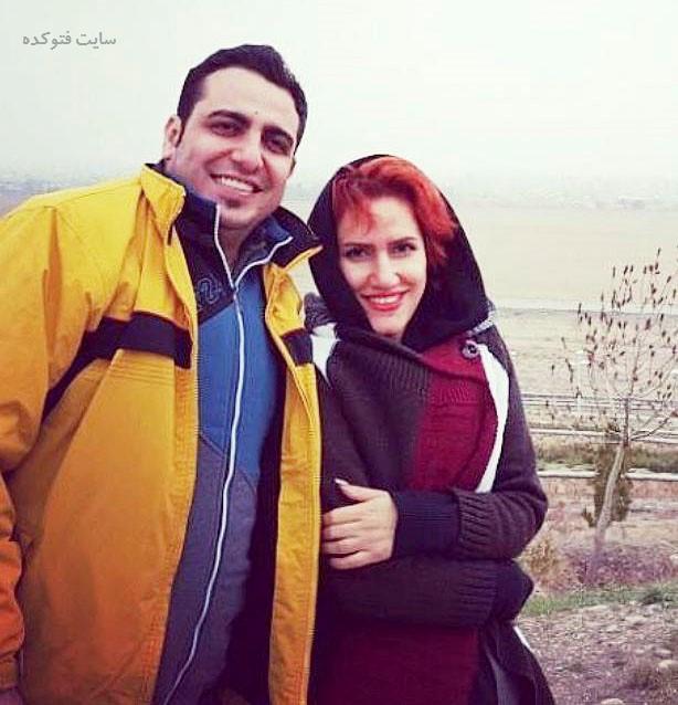 عکس محمد لقمانیان و همسرش + بیوگرافی کامل
