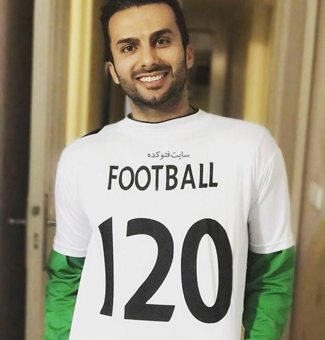 عکس های محمدحسین میثاقی گزارشگر ورزشی