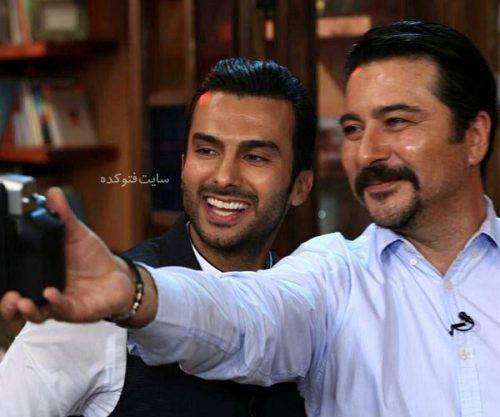 عکس محمدحسین میثاقی + همسرش و خانواده و بیوگرافی