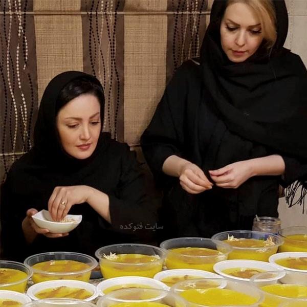 بازیگران زن در تاسوعای سال 97