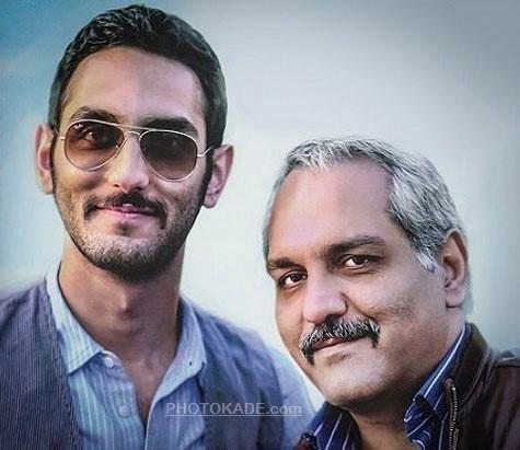 عکس مهران مدیری و پسرش فرهاد + بیوگرافی کامل