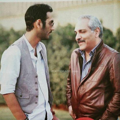 عکس مهران مدیری و پسرش فرهاد + زندگینامه کامل