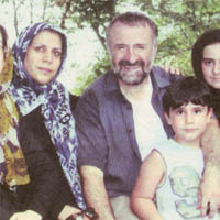 مهران رجبی و همسرش + بیوگرافی و عکس خانوادگی