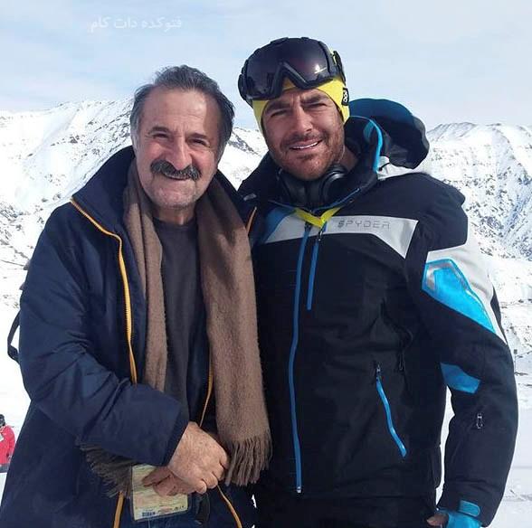 مهران رجبی و محمدرضا گلزار