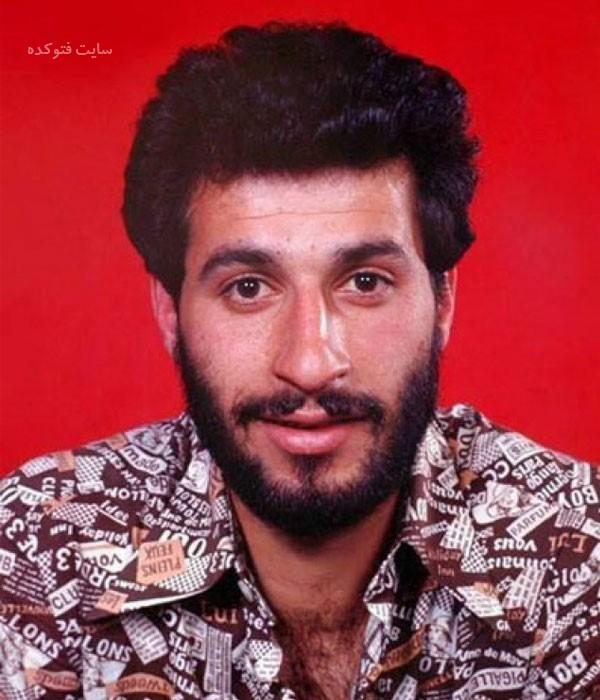 عکس قدیمی و جوانی محمد مایلی کهن