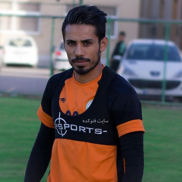 بیوگرافی میلاد فخرالدینی فوتبالیست