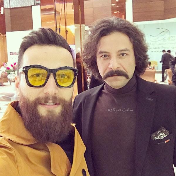 میلاد میرزایی و حسام منظور + بیوگرافی