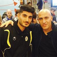 میلاد زکی پور فوتبالیست + خانوادگی و بیوگرافی کامل
