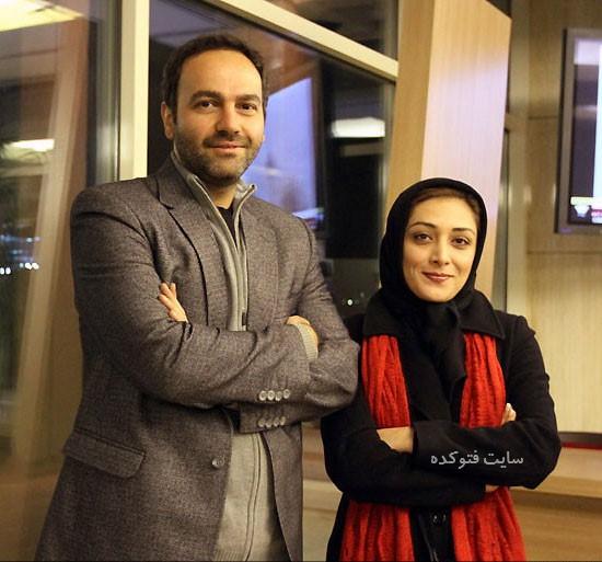بیوگرافی میلیشا مهدی نژاد و همسرش آرش مجیدی