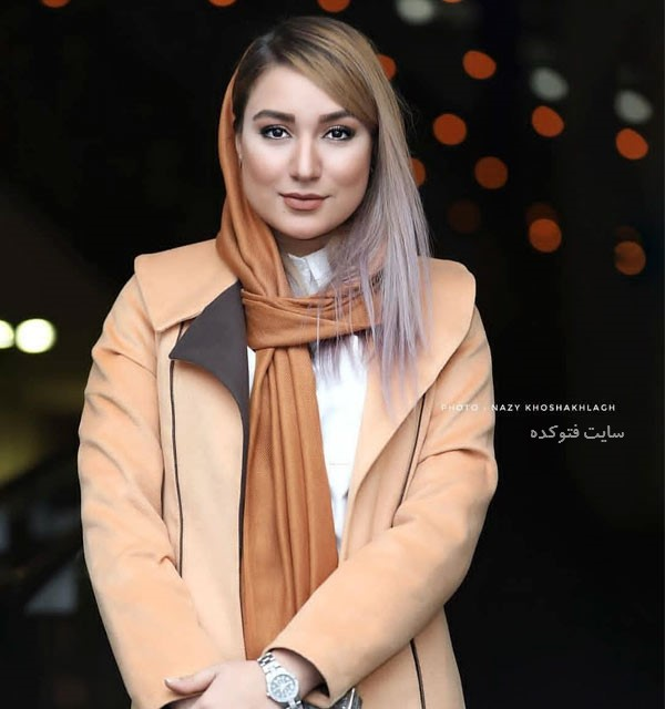 بیوگرافی مینا دلشاد بازیگر زن مشهدی