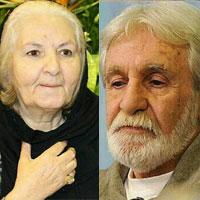 مینا جعفرزاده و همسرش بهمن زرین پور + بیوگرافی کامل
