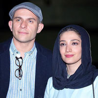 بیوگرافی مینا ساداتی و همسرش