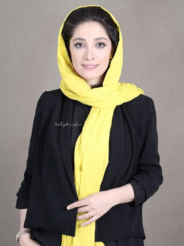 عکس های مینا ساداتی بازیگر زن + زندگی شخصی هنری