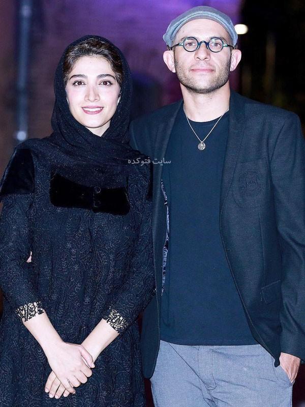 عکس های مینا ساداتی و همسرش + بیوگرافی کامل
