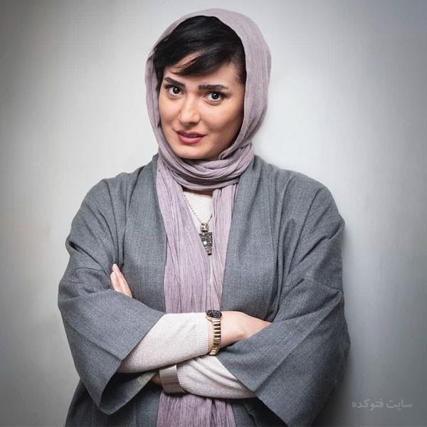 بیوگرافی مینا وحید بازیگر خوشگل زن ایرانی