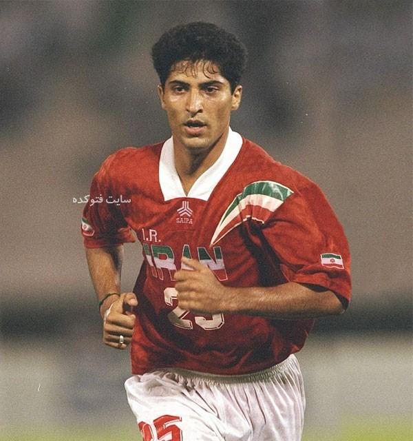 عکس بیوگرافی مهرداد میناوند Mehrdad Minavand فوتبالیست