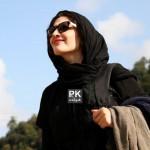 عکس مینا ساداتی در سال 94