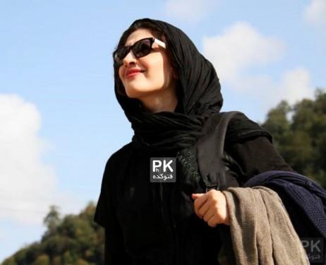 عکس مینا ساداتی در سال ۹۴