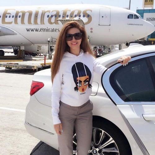 میریام فارسی خواننده لبنانی