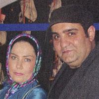 بیوگرافی میرطاهر مظلومی و همسرش + زندگی بازیگری