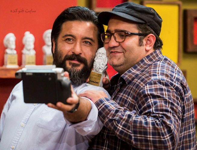 عکس میرطاهر مظلومی و امیرحسین صدیق + بیوگرافی