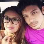 میثاق بهادران و همسر مدل و مانکن اش