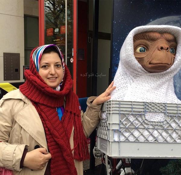 بیوگرافی میترا لبافی خبرنگار خارج از کشور