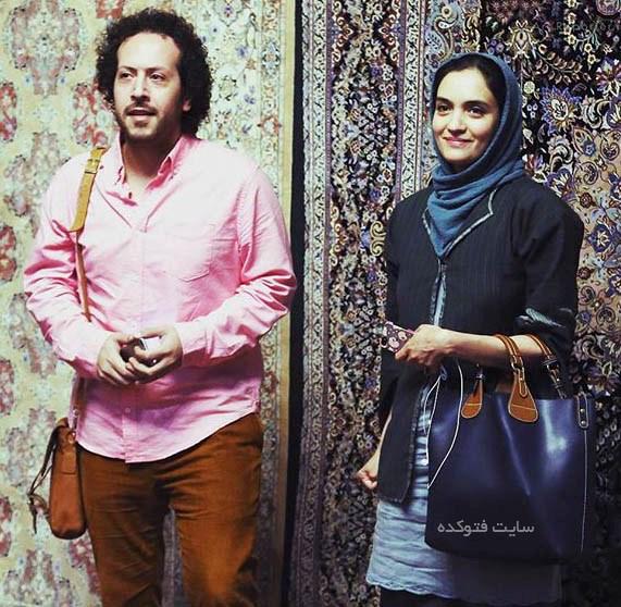 همسر میترا حجار,سینا حجازی همسر میترا حجار